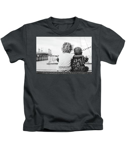 Sister And Brother Kids T-Shirt