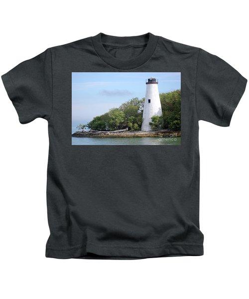 Sister Island Lighthouse Kids T-Shirt