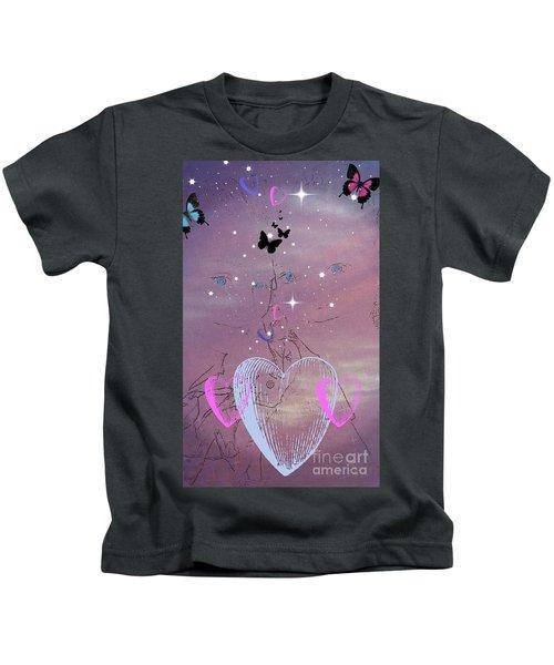 Sisterly Love Kids T-Shirt