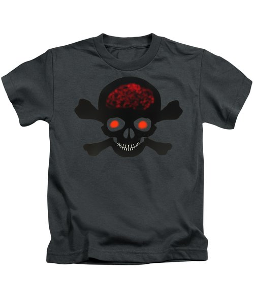 Skull And Bones Kids T-Shirt