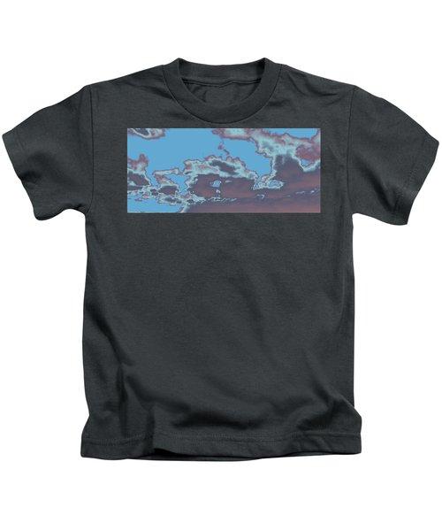 Sky #5 Kids T-Shirt