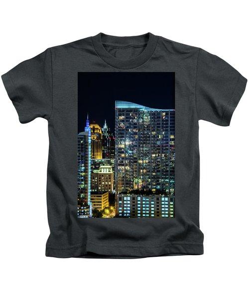 Sky Scraper Kids T-Shirt