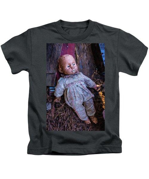 Sleeping Doll Kids T-Shirt