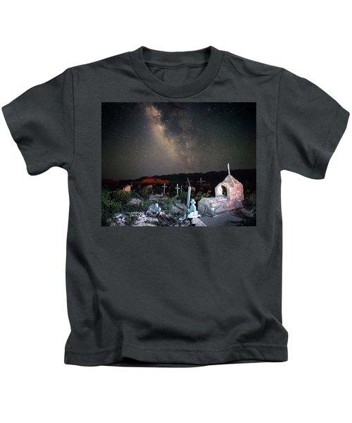 Sleeping Under The Stars Kids T-Shirt