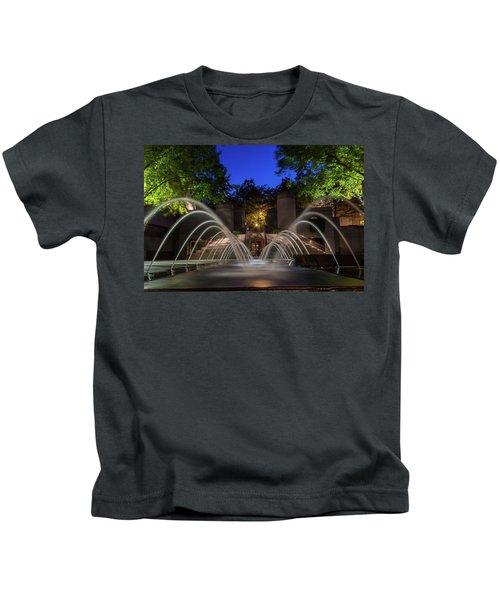 Small Fountain Kids T-Shirt