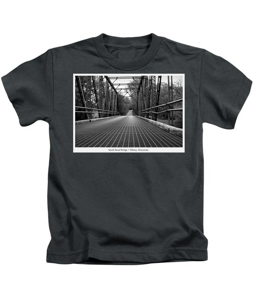 Smith Road Bridge  Kids T-Shirt