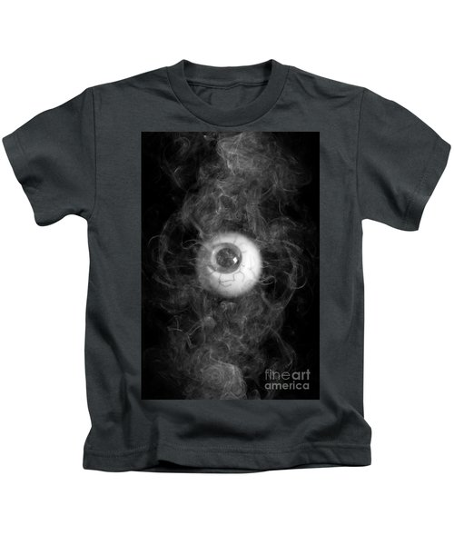 Smokey Eye Kids T-Shirt