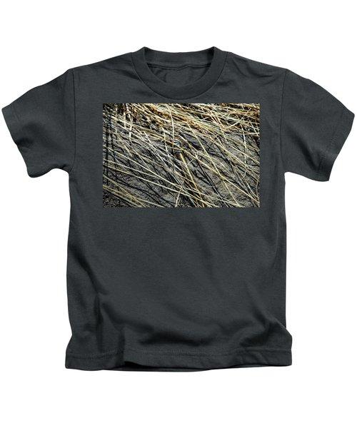 Snake In The Grass Kids T-Shirt