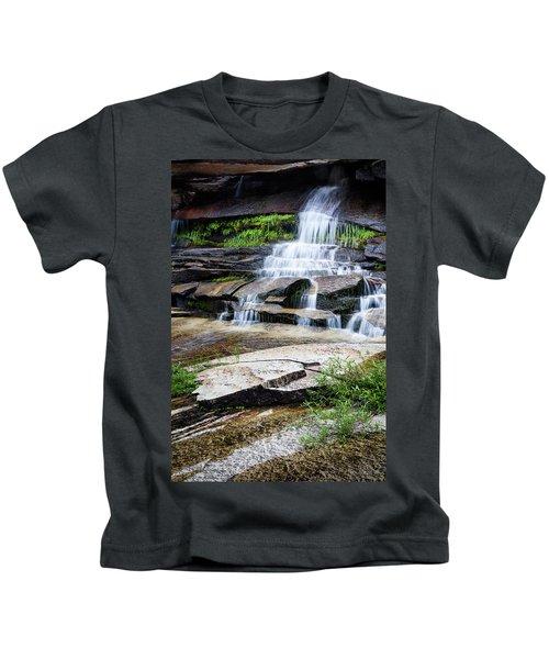Snow Creek Cascade Kids T-Shirt