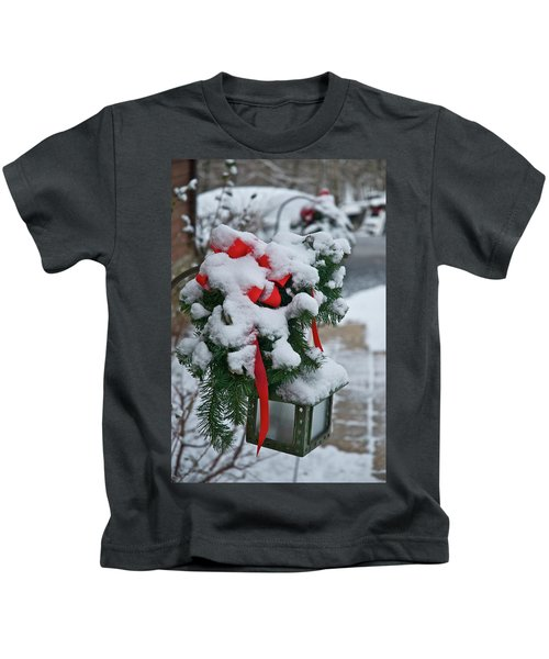 Snow Latern Kids T-Shirt