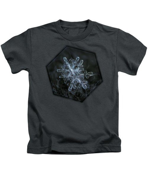 Snowflake Of January 18 2013 Kids T-Shirt
