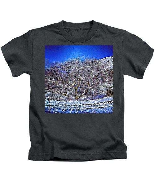 Snowy Kids T-Shirt