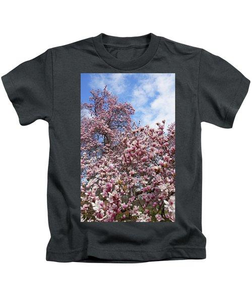 Soaring Magnolia Kids T-Shirt