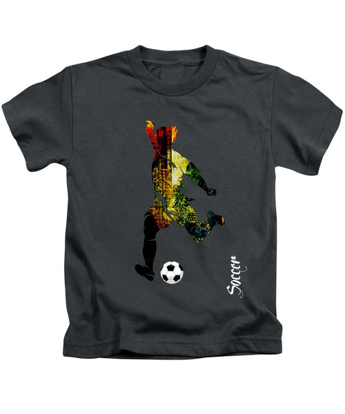Soccer Collection Kids T-Shirt