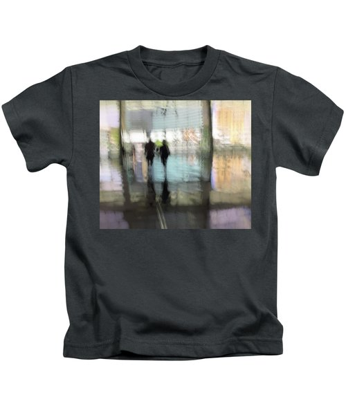 Soft Summer Afternoon Kids T-Shirt