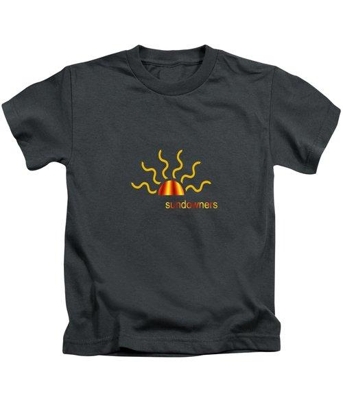 Solitary Seagull Kids T-Shirt