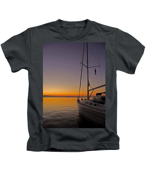 Somewhere Beyond The Sea ... Kids T-Shirt
