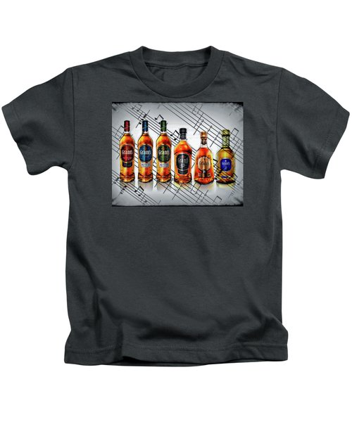 Song Of The Spirits Kids T-Shirt
