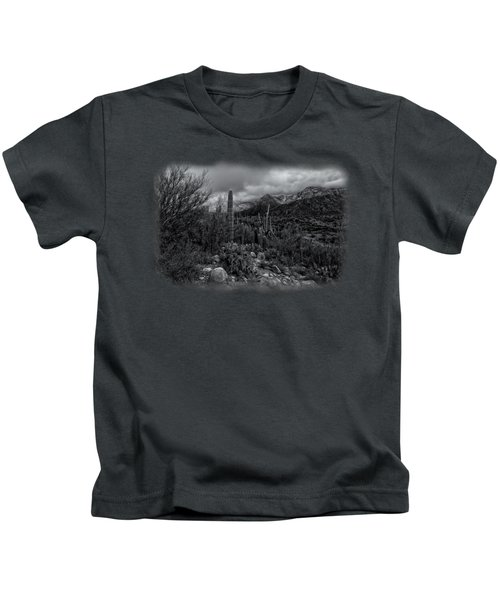 Sonoran Winter No.2 Kids T-Shirt