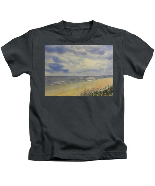 South Beach From The Dunes Kids T-Shirt