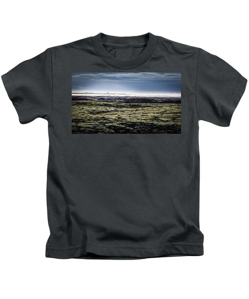 South West Iceland Kids T-Shirt