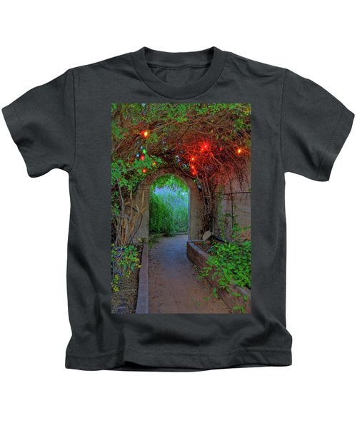 Southeast Arizona Garden Kids T-Shirt