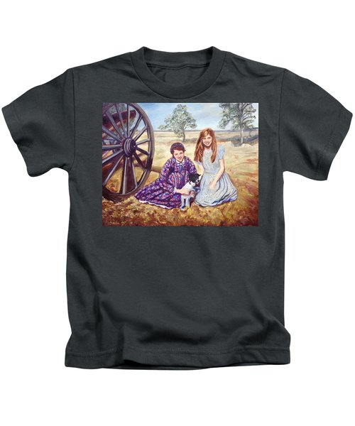 Southern Belles Kids T-Shirt