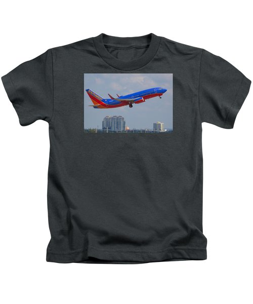 Southwest Airlines Kids T-Shirt