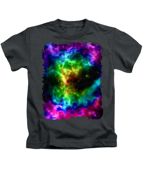 Space Abstract Kids T-Shirt