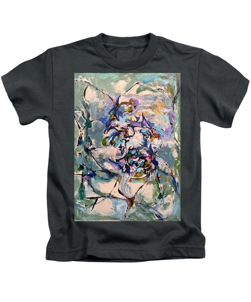 Spacial Encounter Kids T-Shirt