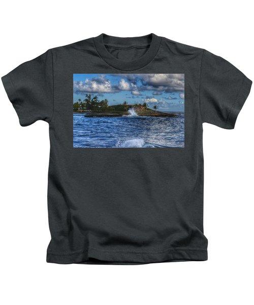 Spanish Fort  Kids T-Shirt
