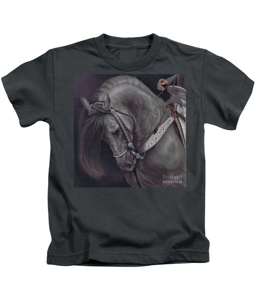 Spanish Horse Kids T-Shirt