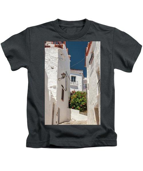 Spanish Street 2 Kids T-Shirt