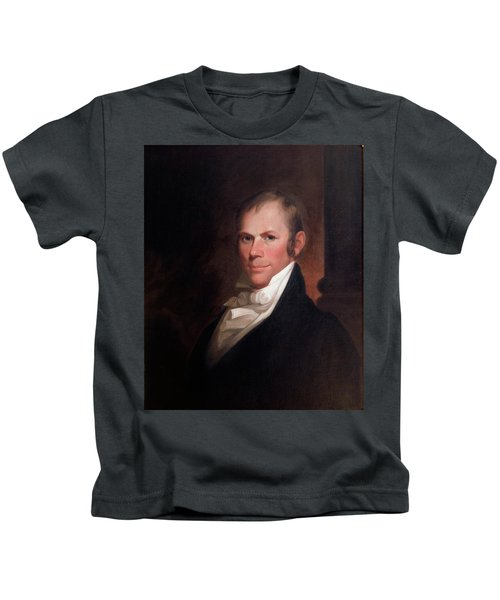 Speakers Of The United States House Of Representatives, Henry Clay, Kentucky  Kids T-Shirt