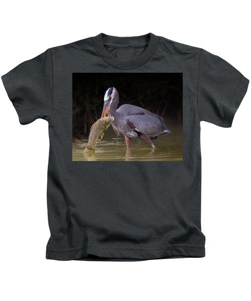 Spear Fisher Kids T-Shirt