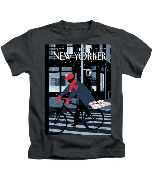 Special Delivery Kids T-Shirt