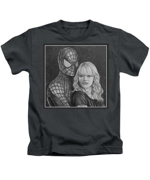 Spidey And Gwen Kids T-Shirt