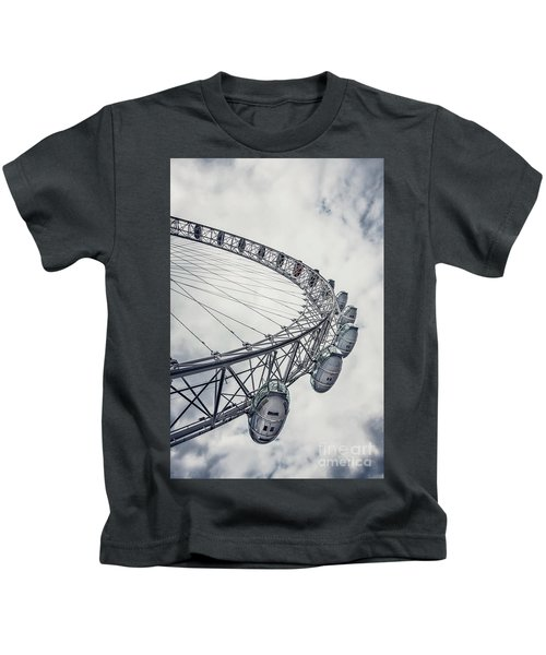 Spin Me Around Kids T-Shirt