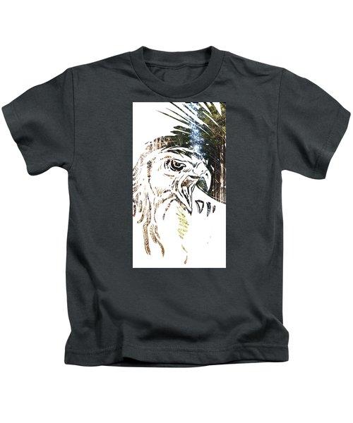 Spirit Animal . Hawk Kids T-Shirt