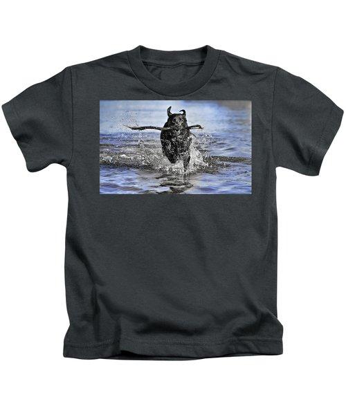 Splashing Fun Kids T-Shirt