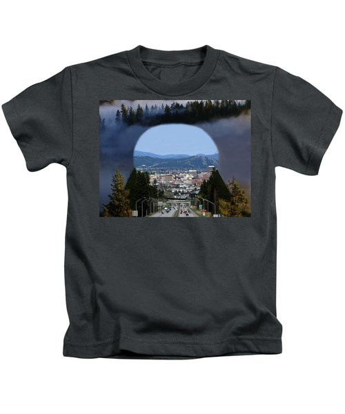 Spokane Near Perfect Nature Kids T-Shirt