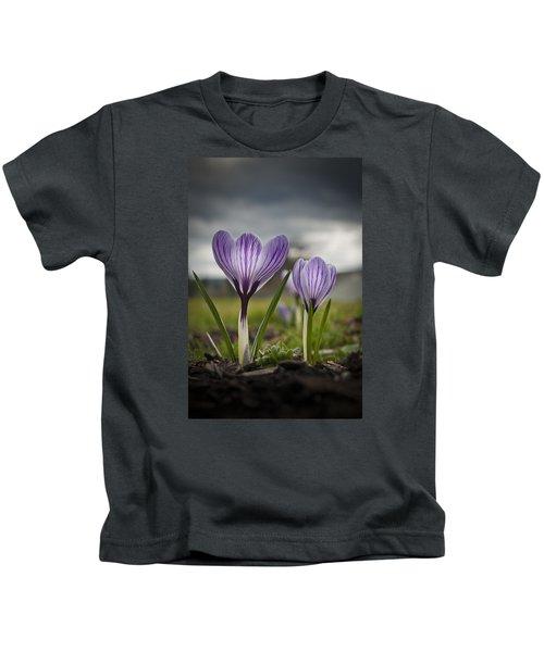 Spring Awakening Kids T-Shirt