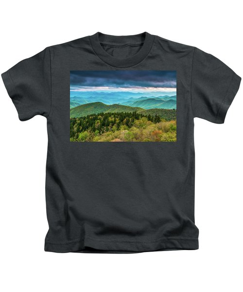 Spring Colors Kids T-Shirt