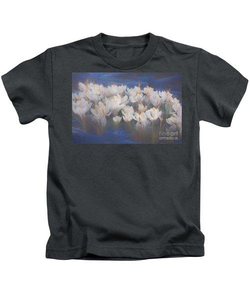 Spring Crocuses Kids T-Shirt