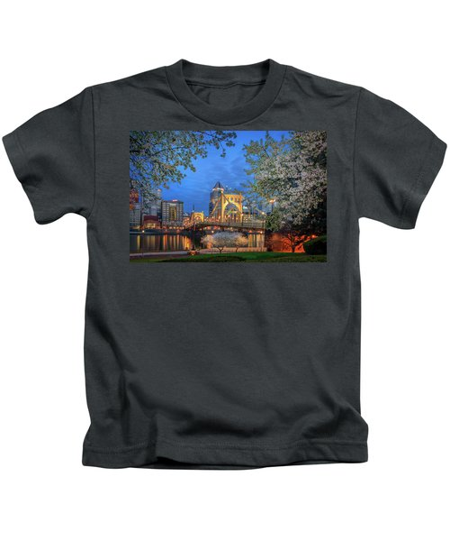 Spring  Time  Kids T-Shirt