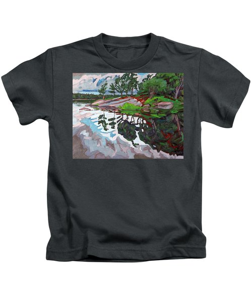 Spring Paradise Kids T-Shirt