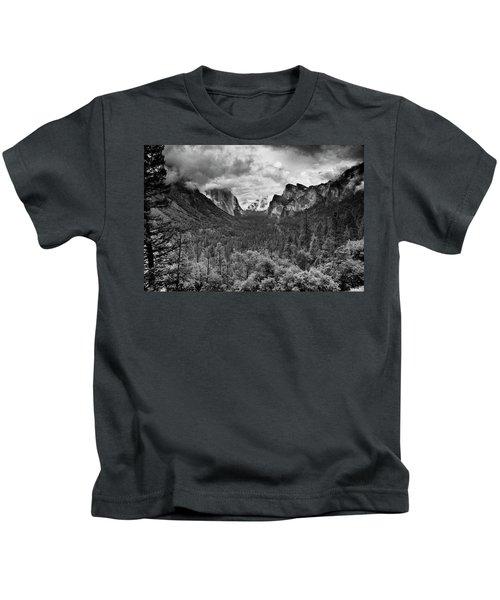 Spring Storm Kids T-Shirt