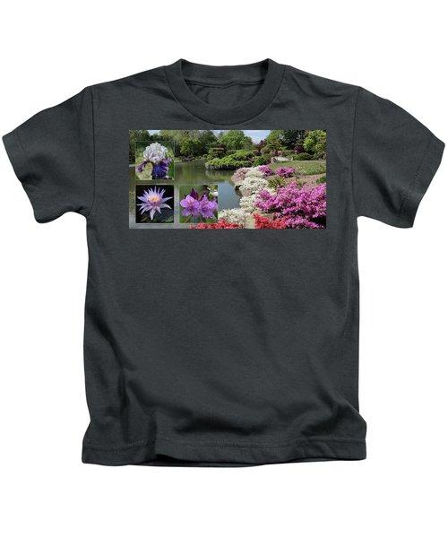 Spring Walk Kids T-Shirt