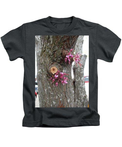 Spring Will Not Be Denied Kids T-Shirt