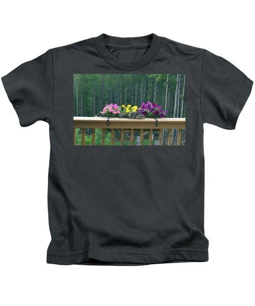 Squirrel Heimlich Kids T-Shirt